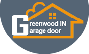 Greenwood IN Garage Door Logo